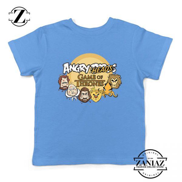 Buy Tshirt Kids Game Of Thrones Angry Birds
