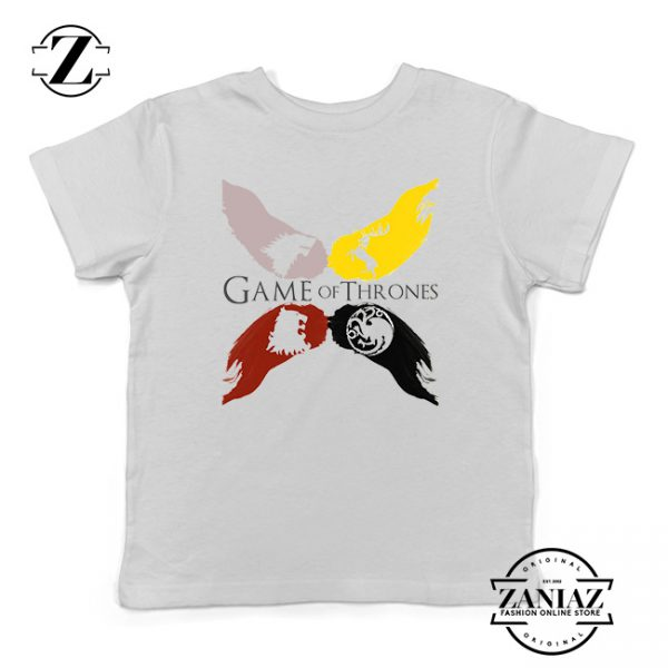Buy Tshirt Kids Game Of Thrones Legend