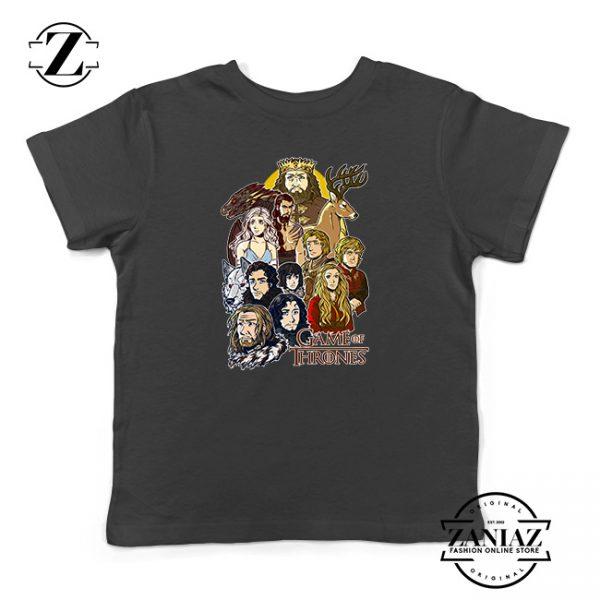 Buy Tshirt Kids Game Of Thrones Paint