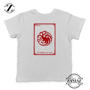 Buy Tshirt Kids Game Of Thrones Sigil