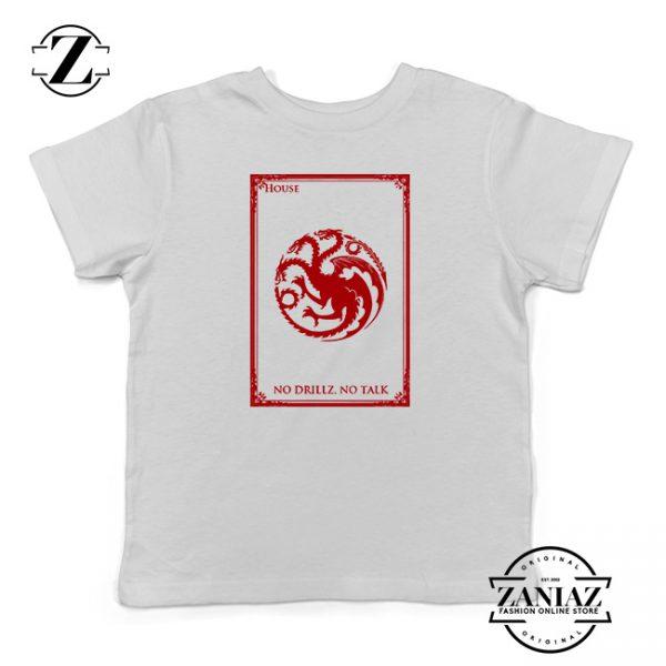 Buy Tshirt Kids Game Of Thrones Sigil