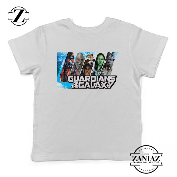 Buy Tshirt Kids Guardians Of The Galaxy