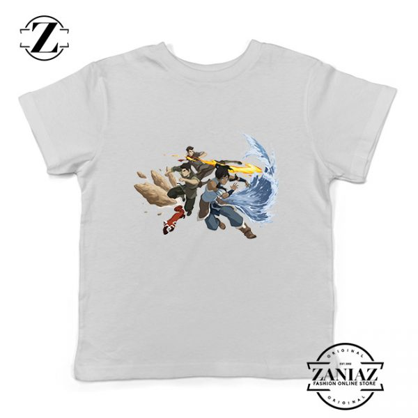 Buy Tshirt Kids Legend Of Korra