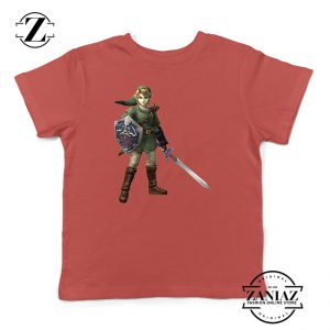 Buy Tshirt Kids Legend Of Zelda