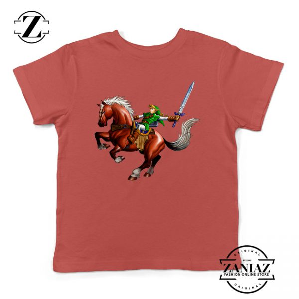 Buy Tshirt Kids Legend Of Zelda Hero