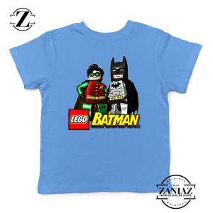 Buy Tshirt Kids Lego Batman Poster