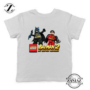 Buy Tshirt Kids Lego Batman Super Hero