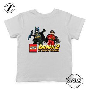 Buy Tshirt Kids Lego Batman Super Hero