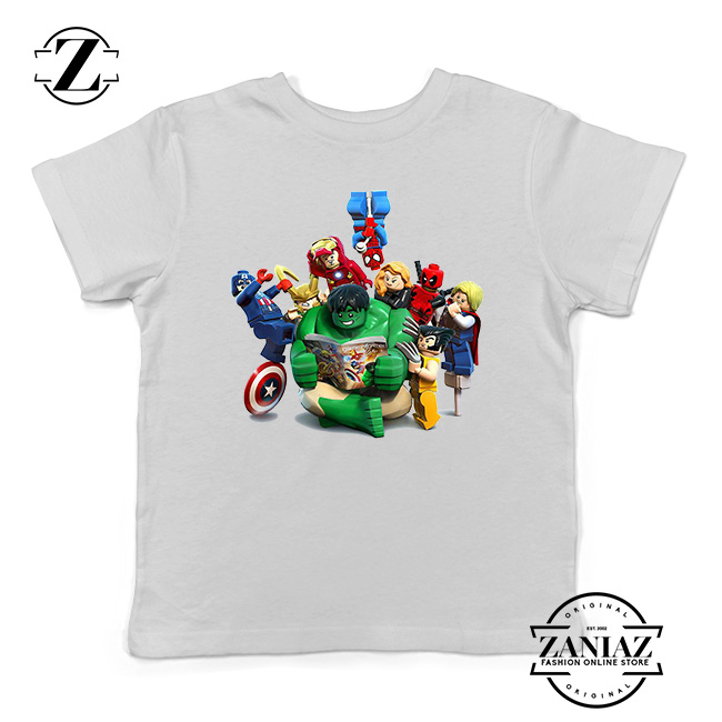 0d047a38c0 Buy Tshirt Kids Lego Marvel Super Heroes - Cheap Kids Clothes
