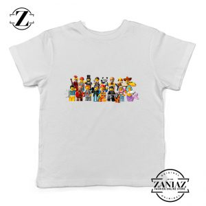 Buy Tshirt Kids Lego Movie Figures