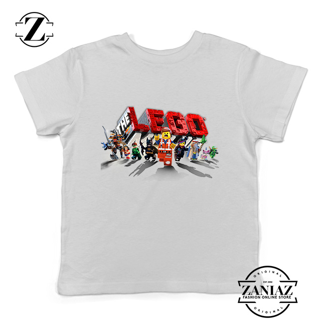 Lego Movie Girls T-Shirt