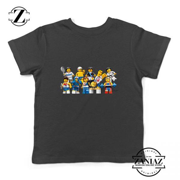 Buy Tshirt Kids Lego Party Birthday