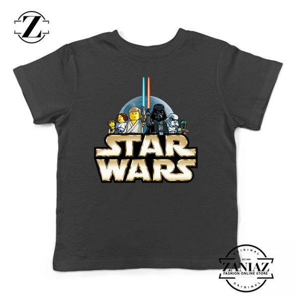 Buy Tshirt Kids Lego Starwars