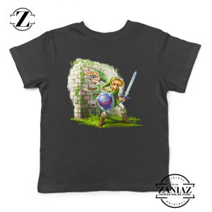 Buy Tshirt Kids Link Legend Of Zelda