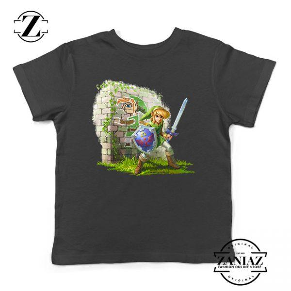 Buy Tshirt Kids Link Legend Of Zelda