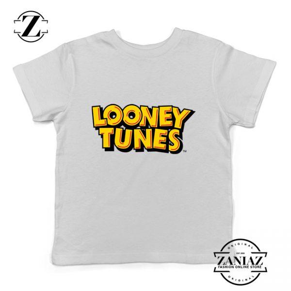 Buy Tshirt Kids Logo Looney Tunes