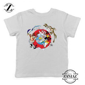 Buy Tshirt Kids Looney Tunes Characters