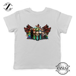 Buy Tshirt Kids Minecraft Attack On Titan