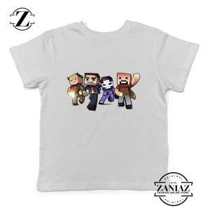 Buy Tshirt Kids Minecraft CoolHero