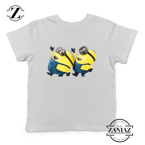 Buy Tshirt Kids Minions Team