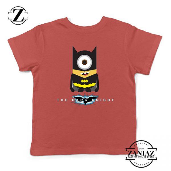 Buy Tshirt Kids Minions The Dark Knight