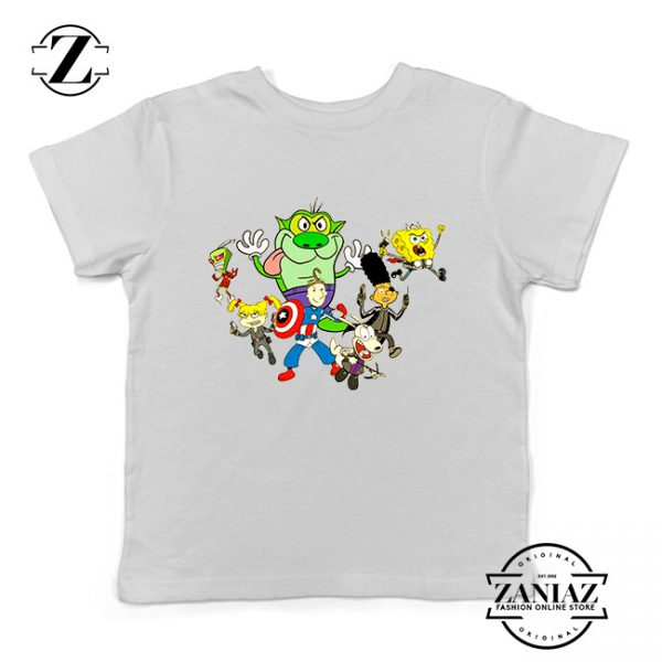 Buy Tshirt Kids Nick Avengers