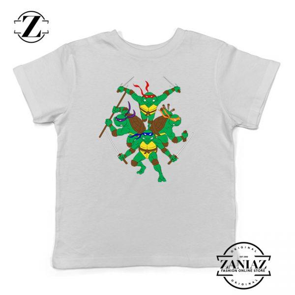 Buy Tshirt Kids Ninja Turtles Army