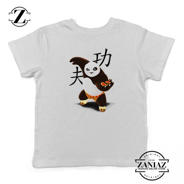 Buy Tshirt Kids Panda Master Kungfu