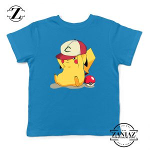 Buy Tshirt Kids Pikachu Anime War