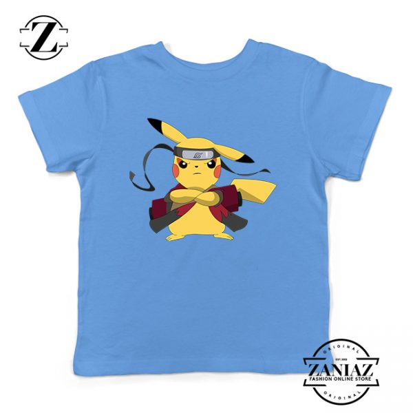 Buy Tshirt Kids Pikachu Naruto