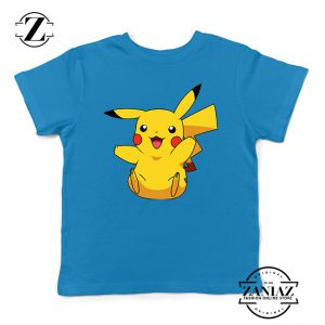 Buy Tshirt Kids Pikachu Pokemon Funny