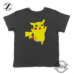 Buy Tshirt Kids Pikachu Pokemon Happy