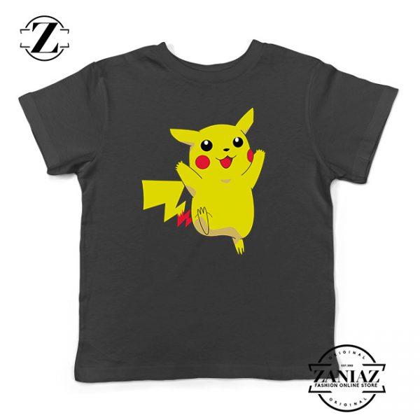 Buy Tshirt Kids Pikachu Pokemon Happy
