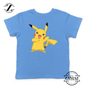 Buy Tshirt Kids Pikachu Very Happy