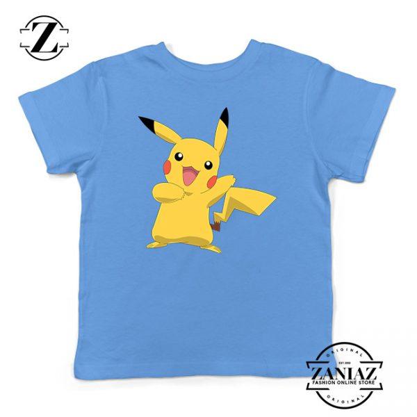 Buy Tshirt Kids Pikachu Very Happy