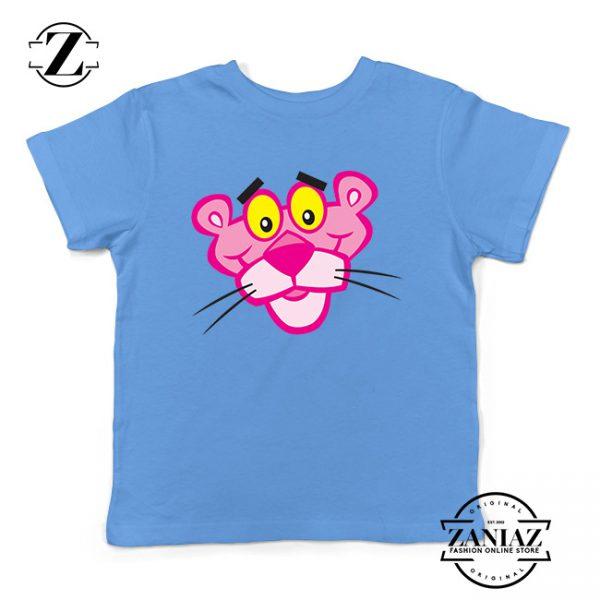 Buy Tshirt Kids Pink Panther Face