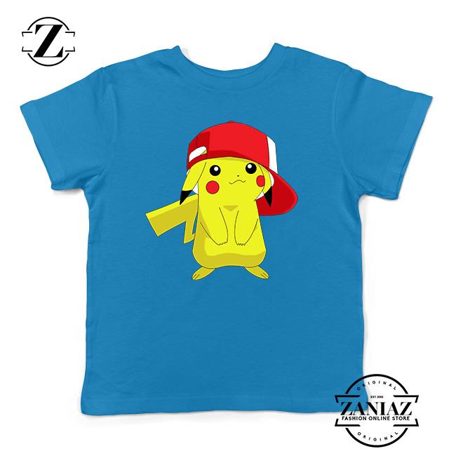 57106b77 Buy Tshirt Kids Pokemon Pika Pikachu - Cheap Kids Clothes