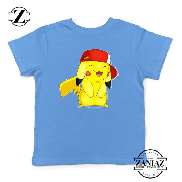 Buy Tshirt Kids Pokemon Pika Smile