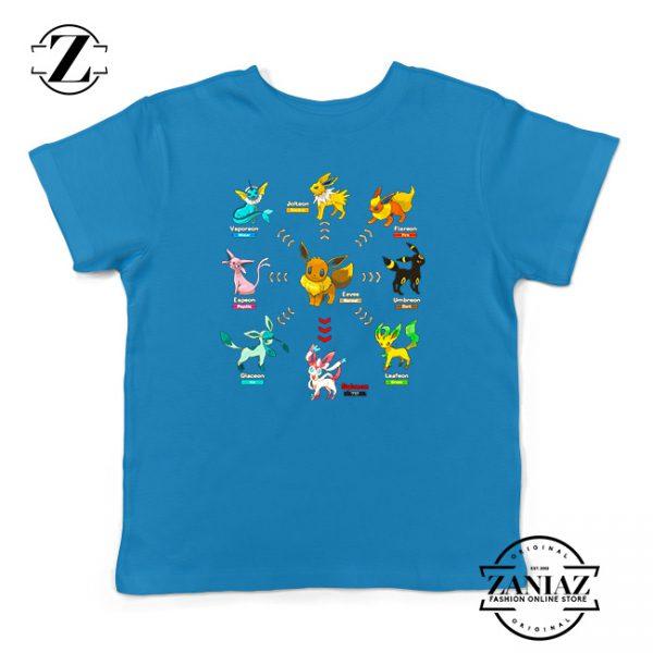 Buy Tshirt Kids Pokemon Sylveon