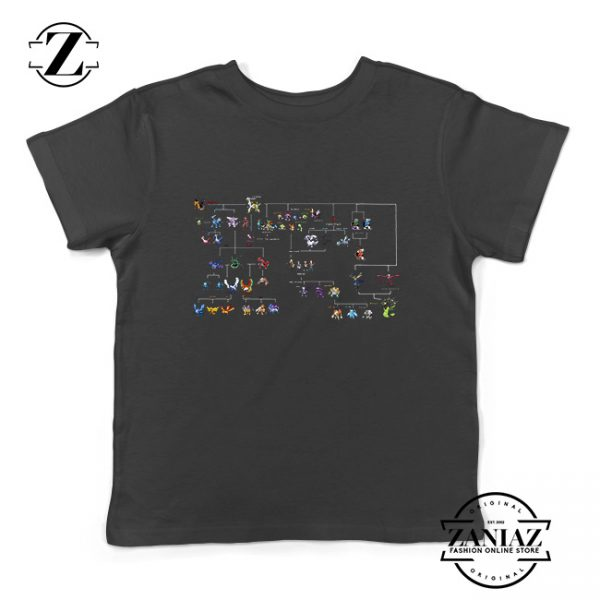 Buy Tshirt Kids Pokemon X Y Galery