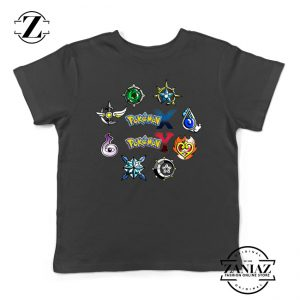Buy Tshirt Kids Pokemon X and Y