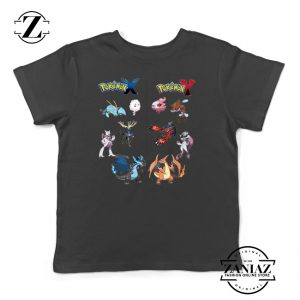 Buy Tshirt Kids Pokemon X vs Pokemon Y