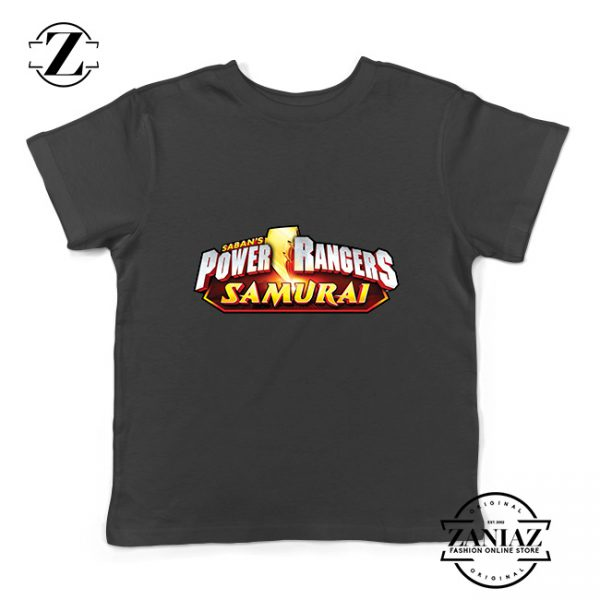 Buy Tshirt Kids Power Ranggers Samurai