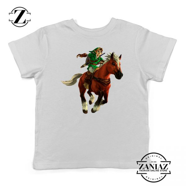 Buy Tshirt Kids Princes Link Zelda
