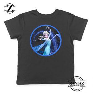 Buy Tshirt Kids Princess Frozen Magic