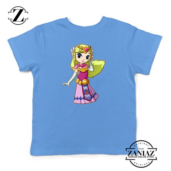 Buy Tshirt Kids Princess Zelda Cute