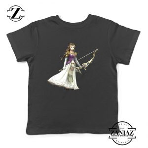 Buy Tshirt Kids Princess Zelda Girl