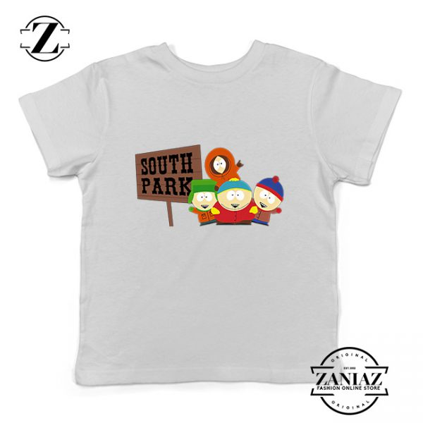 Buy Tshirt Kids South Park Poster