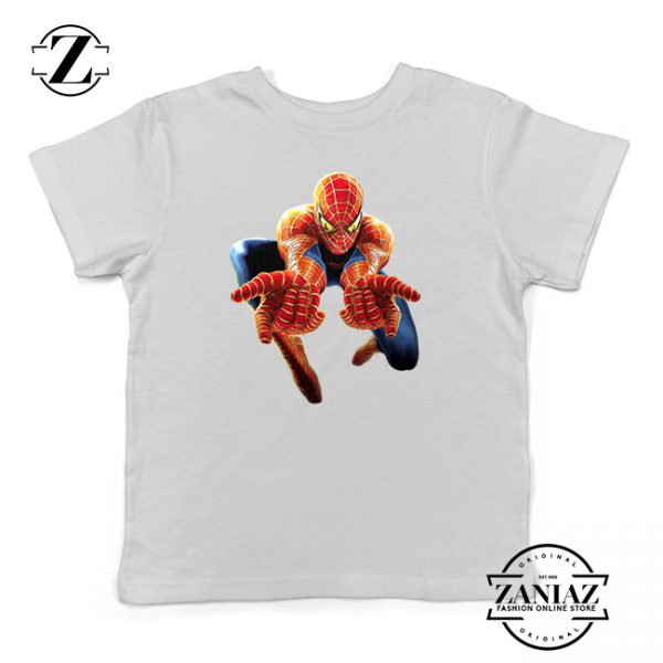 Buy Tshirt Kids Spiderman Amazing