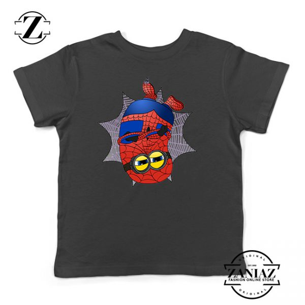 Buy Tshirt Kids Spiderman Minion